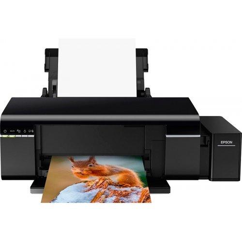 Фото Принтер Epson L805 (C11CE86403)