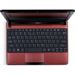 Фото Ноутбук Acer Aspire One 725-C7Cbb (NU.SGQEU.009) Black