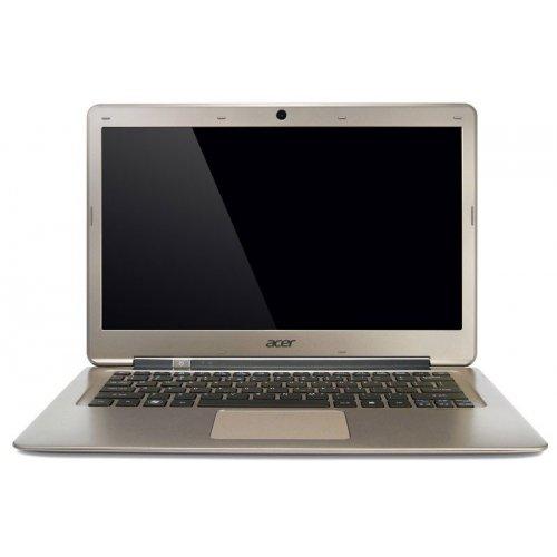 Фото Ноутбук Acer Aspire S3-391-53314G52add (NX.M1FEU.003) Champagne