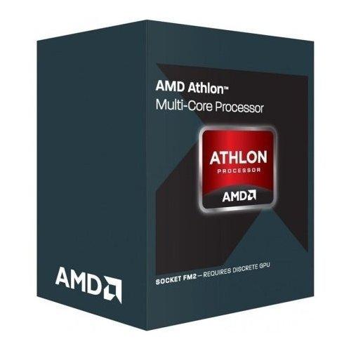 Фото Процессор AMD Athlon X4 845 3.5GHz 2MB sFM2+ Box (AD845XACKASBX)