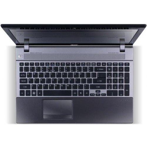 Фото Ноутбук Acer Aspire V3-731-B9704G50MAII (NX.M34EU.002) Nightfall Gray