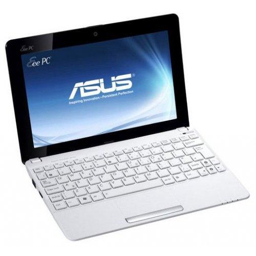 Фото Ноутбук Asus Eee PC 1015BX-WHI045W White Matte