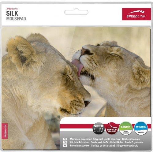 Фото Коврик для мышки Speedlink Lion (SL-6242-LION)