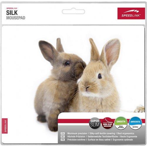 Фото Коврик для мышки Speedlink Rabbit (SL-6242-RABBIT)