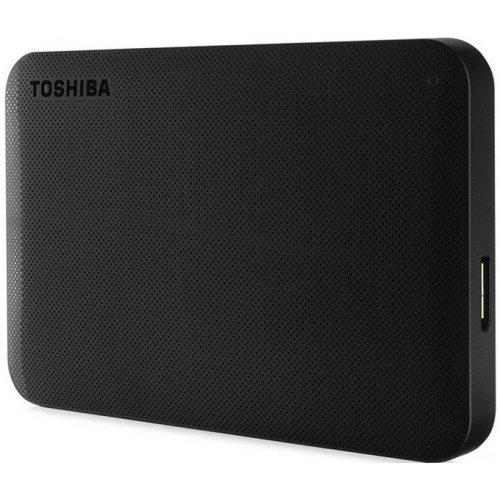Фото Внешний HDD Toshiba Canvio Ready 2TB HDTP220EK3CA Black