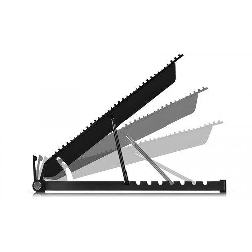Фото Подставка для ноутбука Deepcool N9EX Black