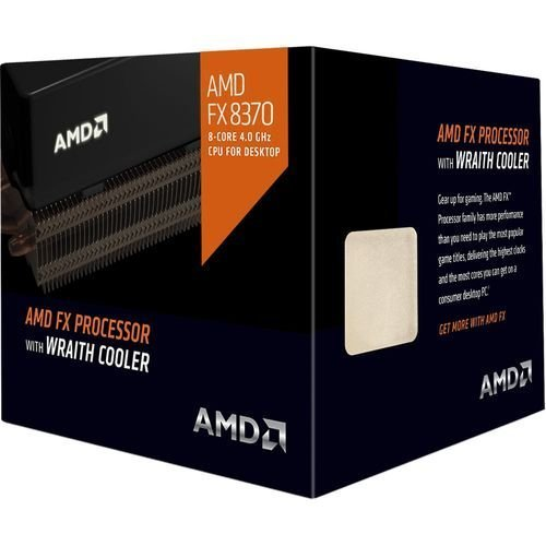 Фото Процессор AMD FX-8370 4.0GHz 8MB sAM3+ Box (FD8370FRHKHBX)