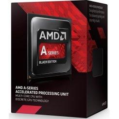 Фото Процессор AMD A6-7470K 3.7GHz 1MB sFM2+ Box (AD747KYBJCBOX)