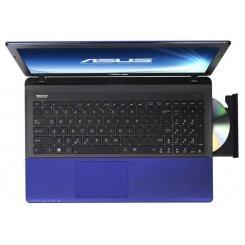 Фото Ноутбук Asus K55VD-SX270D Electric Blue