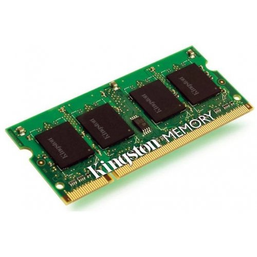 Фото ОЗУ Kingston SODIMM DDR3 4GB 1600Mhz (KVR16S11S8/4)