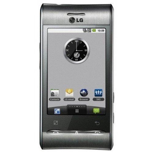 Фото Мобильный телефон LG GT540 Optimus Titanium