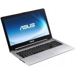Фото Ноутбук Asus K56CM-XX056D Black