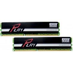 Фото ОЗУ GoodRAM DDR3 8Gb (2x4GB) 1866Mhz Play (GY1866D364L9AS/8GDC)