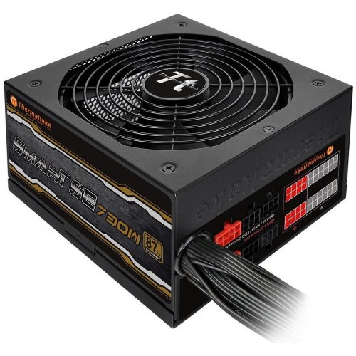 Фото Блок питания Thermaltake Smart SE 730W (SPS-730MPCBEU)