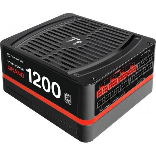 Фото Блок питания Thermaltake Toughpower Grand Platinum 1200W (PS-TPG-1200FPCPEU-P)