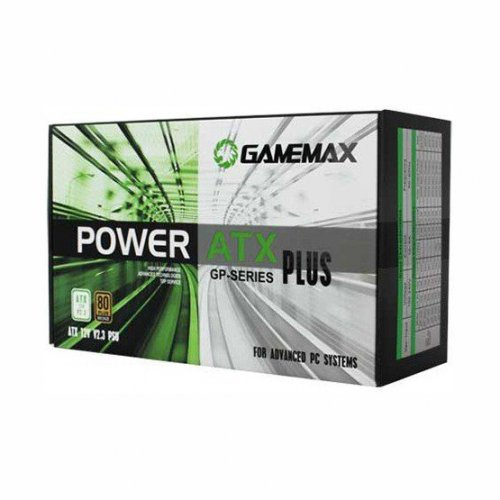 Фото Блок питания GAMEMAX GP-500 500W 140mm FAN