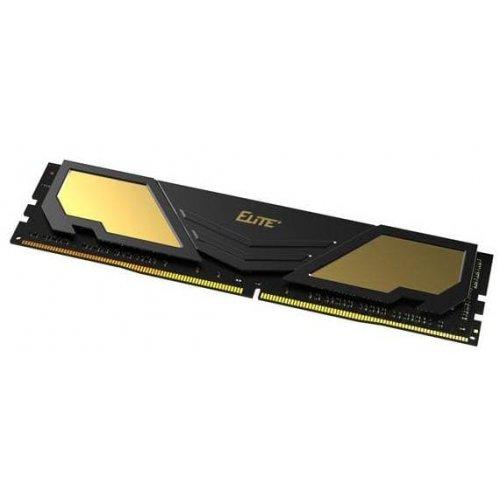 Фото ОЗУ Team DDR4 16Gb 2400Mhz Elite Plus Black (TPD416G2400HC1601)
