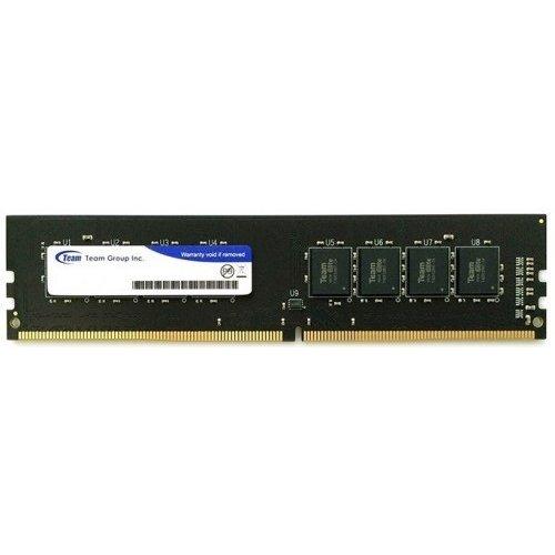 Фото ОЗУ Team DDR4 8Gb 2133Mhz Elite Black (TED48G2133C1501)