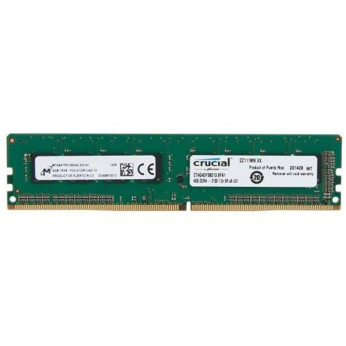 Фото ОЗУ Crucial DDR4 4GB 2133Mhz (CT4G4DFS8213)