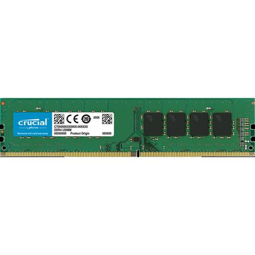 Фото ОЗУ Crucial DDR4 8GB 2400Mhz (CT8G4DFS824A)