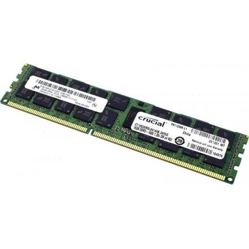 Фото ОЗУ Crucial DDR3 16GB 1600Mhz ECC REG (CT16G3ERSLD4160B)