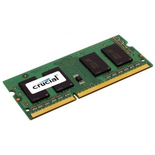 Фото ОЗУ Crucial SODIMM DDR3 2GB 1600Mhz (CT25664BF160BJ)