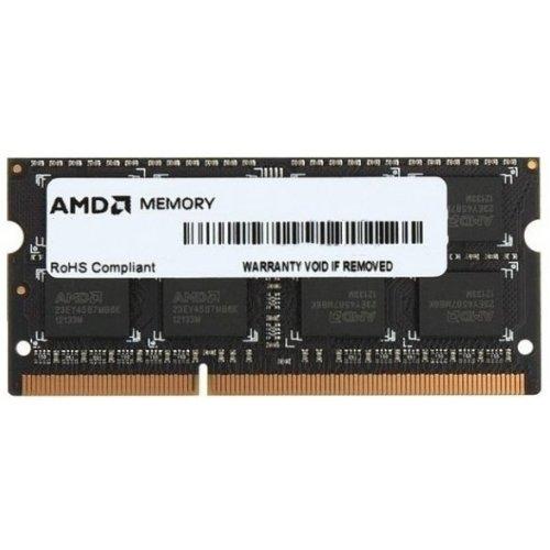 Фото ОЗУ AMD SODIMM DDR3 8GB 1600Mhz (R538G1601S2S-U)