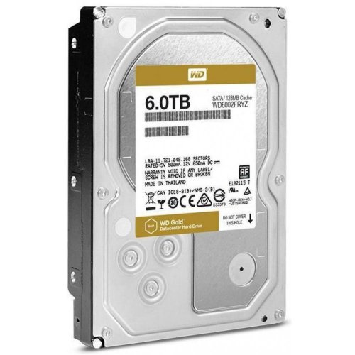 Фото Жесткий диск Western Digital RE 6TB 128MB 3.5