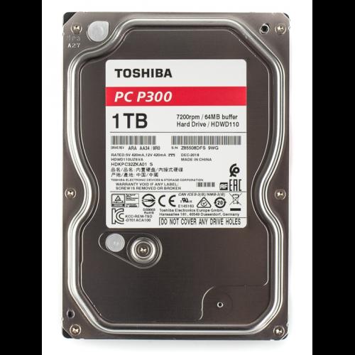 Фото Жесткий диск Toshiba P300 1TB 64MB 7200RPM 3.5