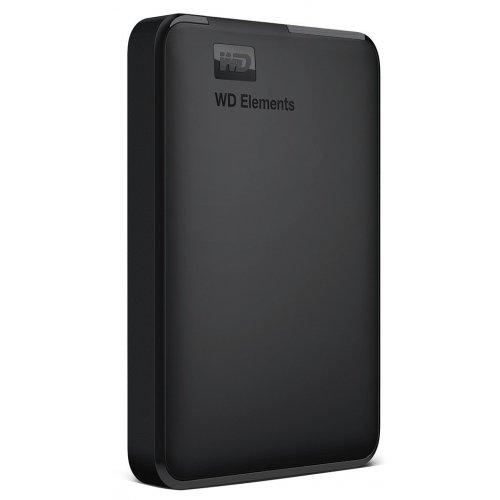 Фото Внешний HDD Western Digital Elements 750GB WDBUZG7500ABK-EESN Black