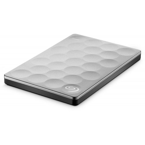 Фото Внешний HDD Seagate Backup Plus Ultra Slim 2TB STEH2000200 Silver