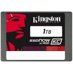 Фото SSD-диск Kingston SSDNow KC400 1TB 2.5