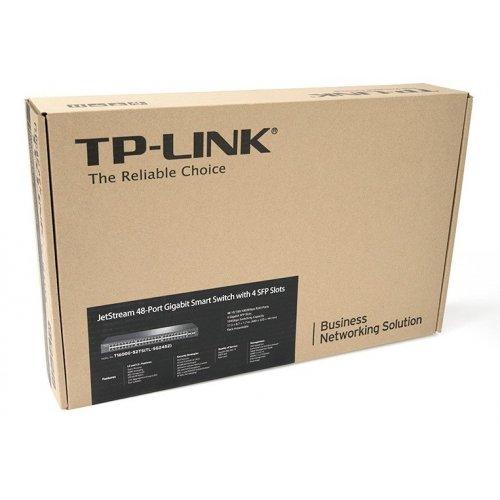 Фото Сетевой коммутатор TP-LINK TL-SG2452
