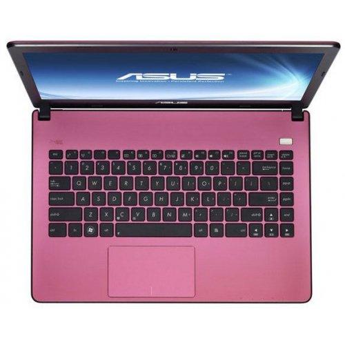 Фото Ноутбук Asus X401A-WX348H Pink
