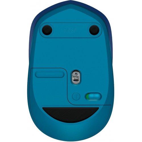Фото Мышка Logitech Bluetooth Mouse M535 Blue
