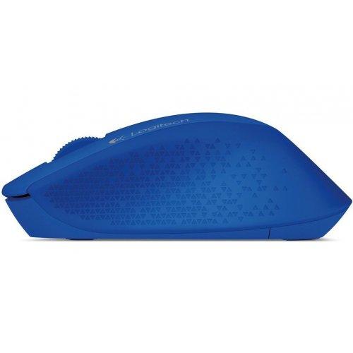 Фото Мышка Logitech Wireless Mouse M280 Blue