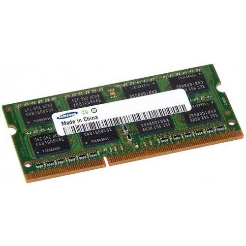 Фото ОЗУ Samsung SODIMM DDR3 4GB 1600Mhz (M471B5173EB0-YK0)