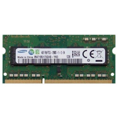 Фото ОЗУ Samsung SODIMM DDR3 4GB 1600Mhz (M471B5173DB0-YK0)