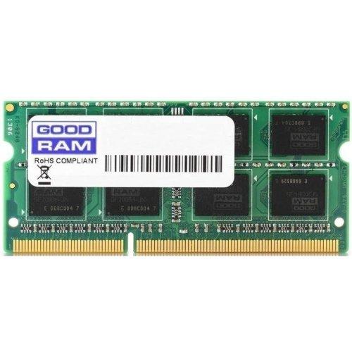 Фото ОЗУ GoodRAM SODIMM DDR4 4GB 2133Mhz (GR2133S464L15S/4G)