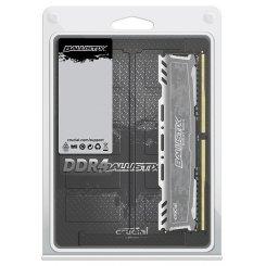 Фото ОЗУ Crucial DDR4 8GB (2x4GB) 2400Mhz Ballistix Sport (BLS2C4G4D240FSB)