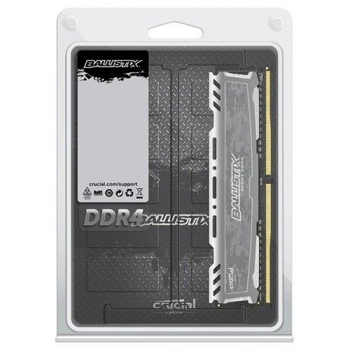 Фото ОЗУ Crucial DDR4 4GB 2400Mhz Ballistix Sport (BLS4G4D240FSB)