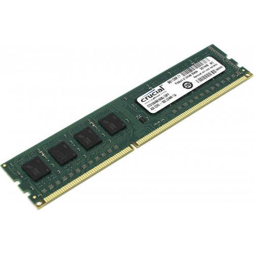 Фото ОЗУ Crucial DDR3 4GB 1600Mhz (CT51264BD160B)