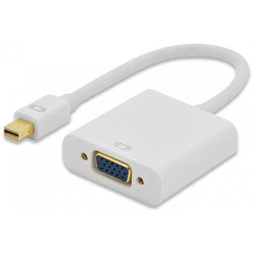Фото Переходник Viewcon miniDisplayPort-VGA (VDP 04)