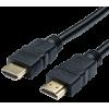 Фото Кабель ATcom HDMI-HDMI 1m v1.4 Standard (17390)