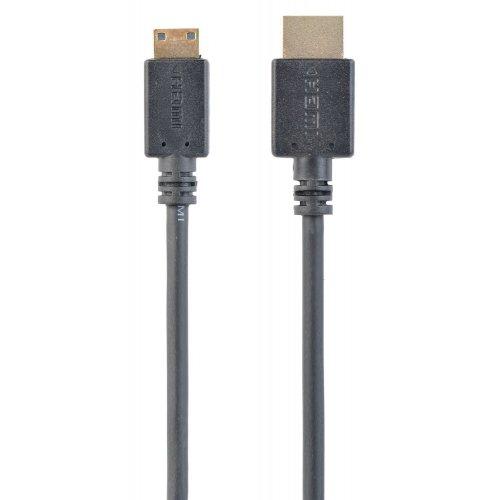 Фото Кабель Cablexpert HDMI-miniHDMI 4.5m v1.4 C-type (CC-HDMI4C-15)