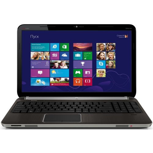 Фото Ноутбук HP ENVY dv6-7252er (C0V62EA) Midnight Black