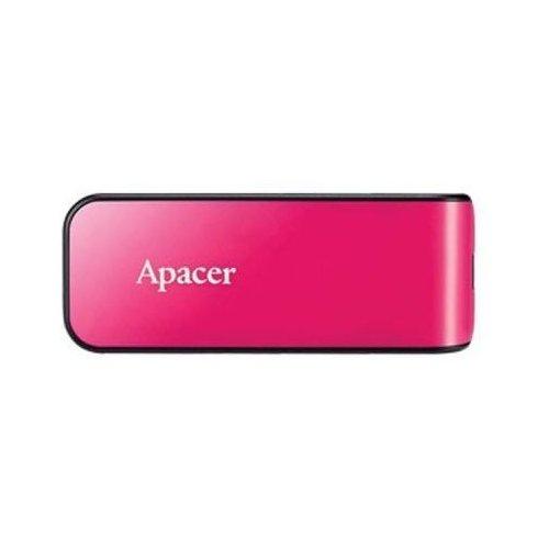Фото Накопитель Apacer AH334 32GB Pink (AP32GAH334P-1)