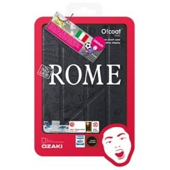 Фото Чехол Ozaki O!coat Travel для Apple iPad mini 4 (OC112RM) Rome