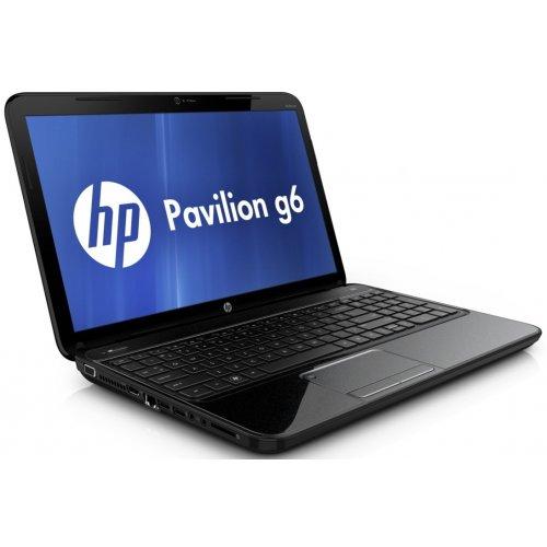 Фото Ноутбук HP Pavilion g6-2277sr (C6S49EA) Sparkling Black