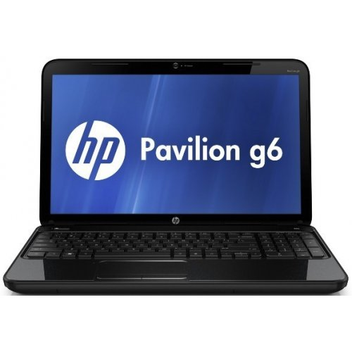 Фото Ноутбук HP Pavilion g6-2281er (C6H08EA) Sparkling Black